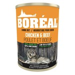 Boreal Boreal Dog Chicken & Beef 690g