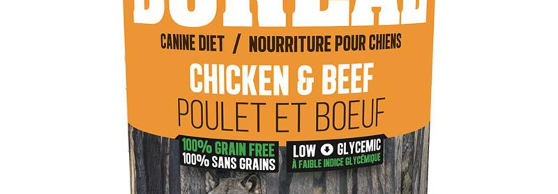 Boreal Dog Chicken & Beef 690g