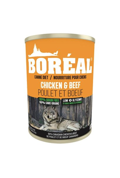 Boreal Dog Chicken & Beef 690g