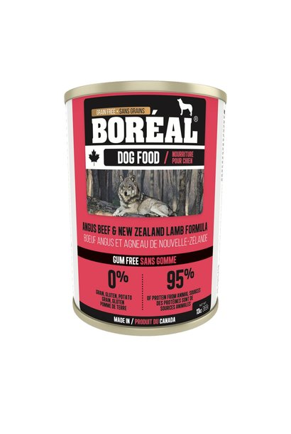 Boreal Dog Angus Beef & New Zealand Lamb Formula 13oz