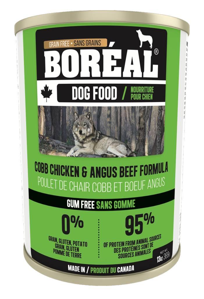 Boreal Dog Cobb Chicken & Angus Beef Formula 13oz-1