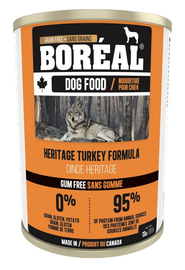Boreal Dog Heritage Turkey Formula 13oz-1