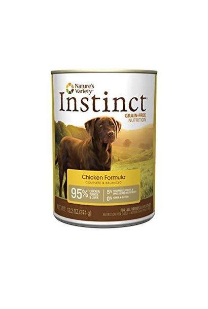 Instinct Raw Canned Food 13.2 oz