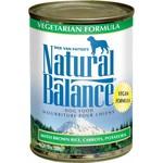Natural Balance Natural Balance Vegetarian Formula 13oz