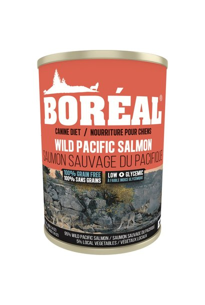 Wild Salmon Dog Food Canned 690g