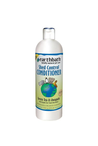 Earth Bath Green Tea & Awapuhi Shed Control Conditioner 472ml