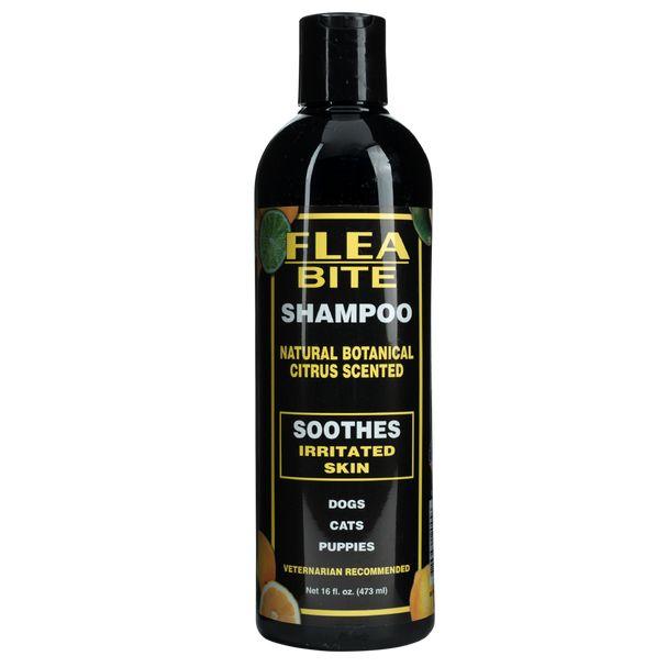 EQyss Flea Bite Shampoo-1