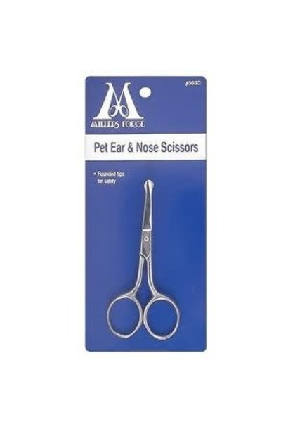Miller's Forge Ear and Nose Scissors