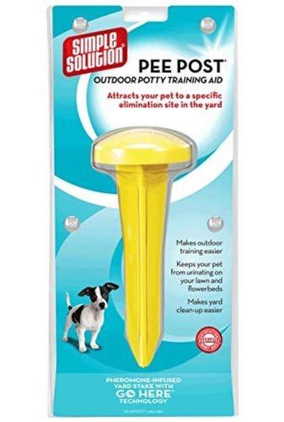 Pee Post Pheromone Treated Yard Stake