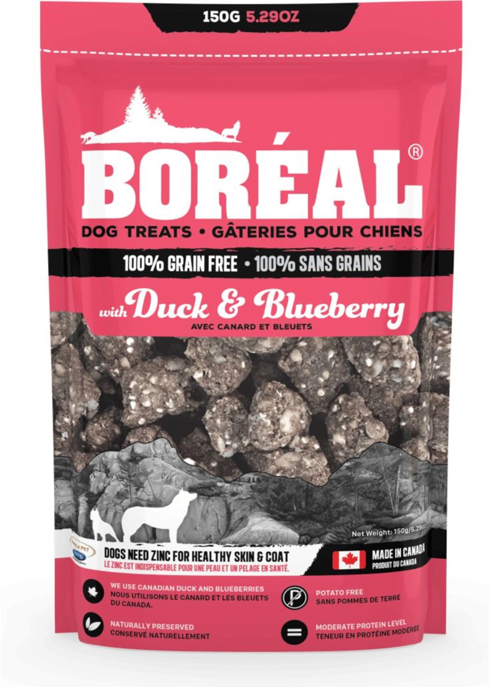 Boreal Dog Treats - Duck & Blueberry 150g