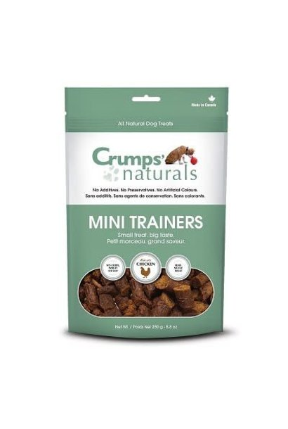 CRU Mini Trainers Chicken 8.8oz