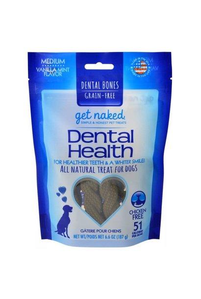 Get Naked GF Dental Health Bones Medium 6.6oz