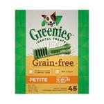 Greenies Greenies GF Treat-Pak 45/Petite 27OZ