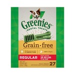 Greenies Greenies Grain Free Tub Pack 27/Reg 27OZ
