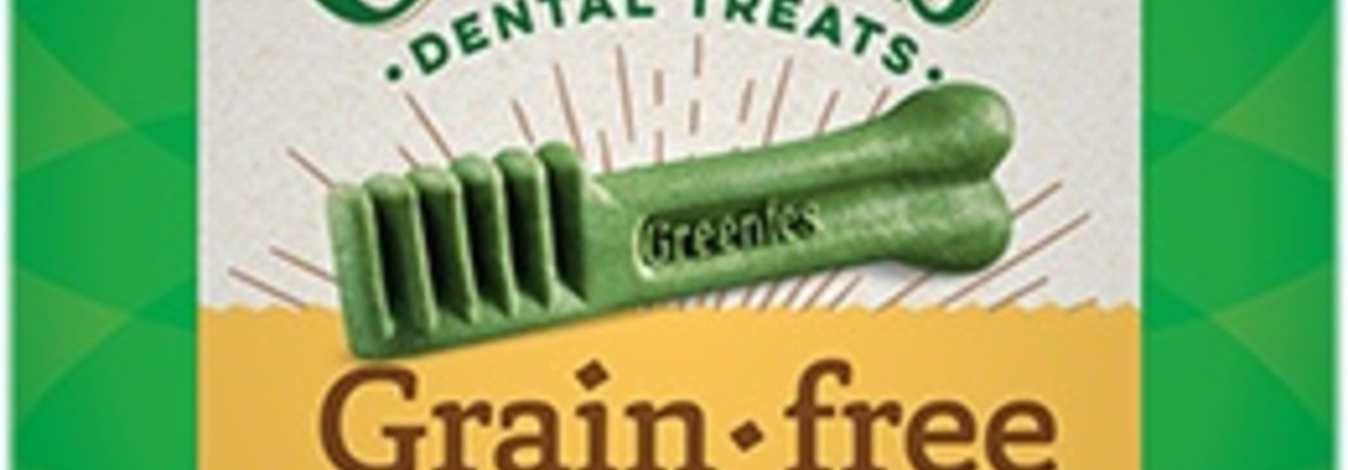 Greenies Grain Free Tub Pack 27/Reg 27OZ