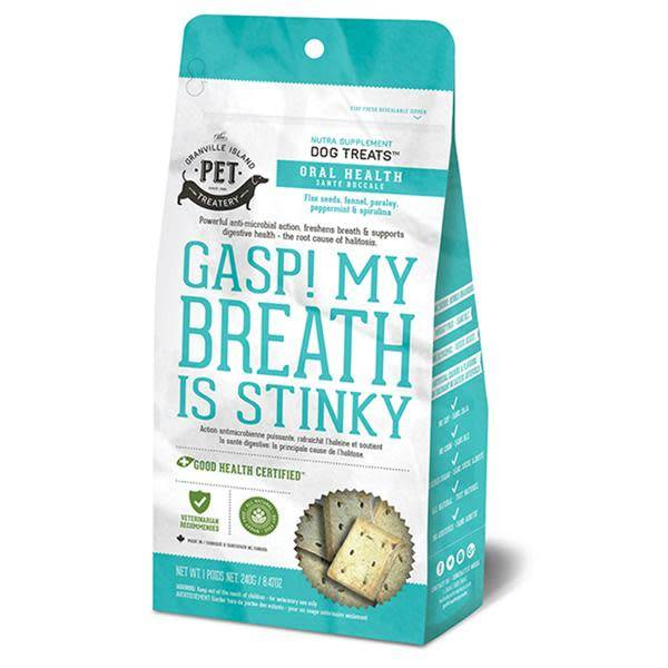 Granville Island Gasp! My Breath is Stinky 240g-1