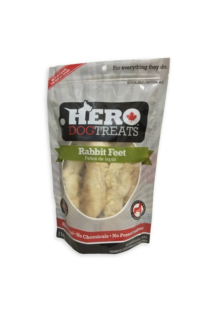 Hero-Rabbit Feet 114gm