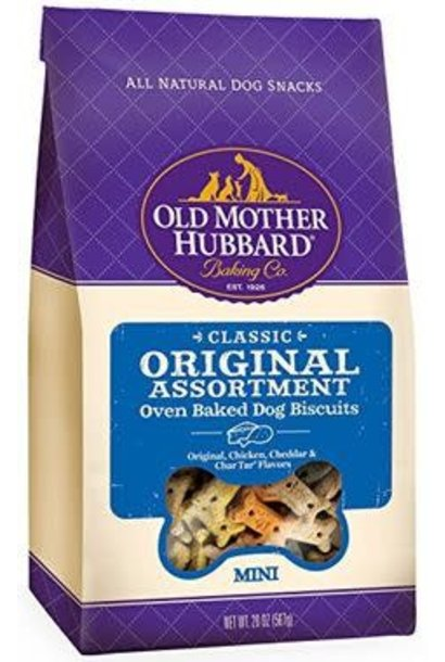 OMH Classic Oven Baked Assorted Mini 20OZ