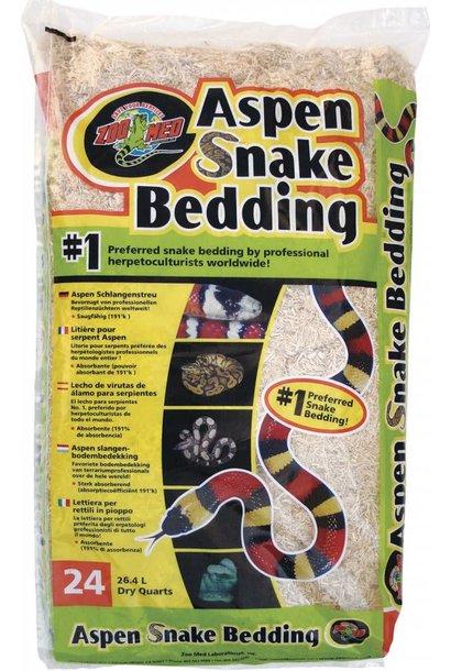 Aspen Snake Bedding 24QT