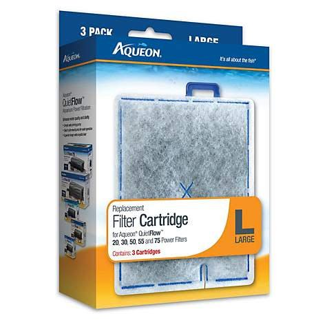 Aqueon Filter Cartridge Large 3PK-1