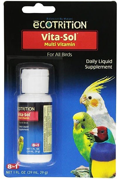 Ecotrition Vita-Sol Multi Vitamin 29ml