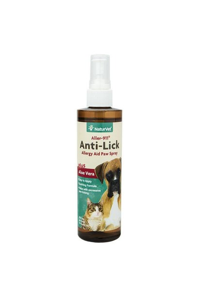 Anti-Lick Paw Spray