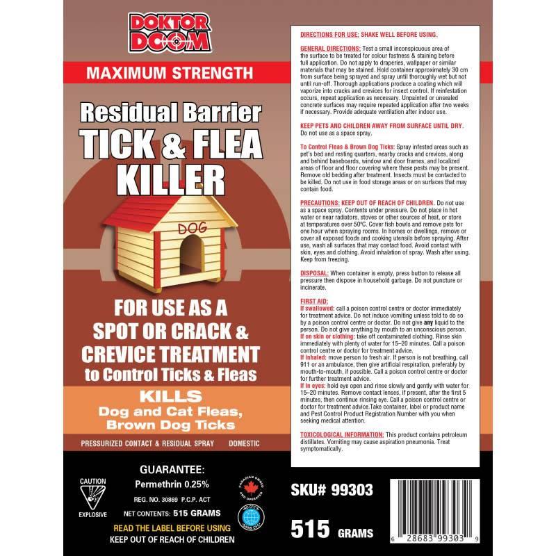 Flea Tick Residual Barrier-1