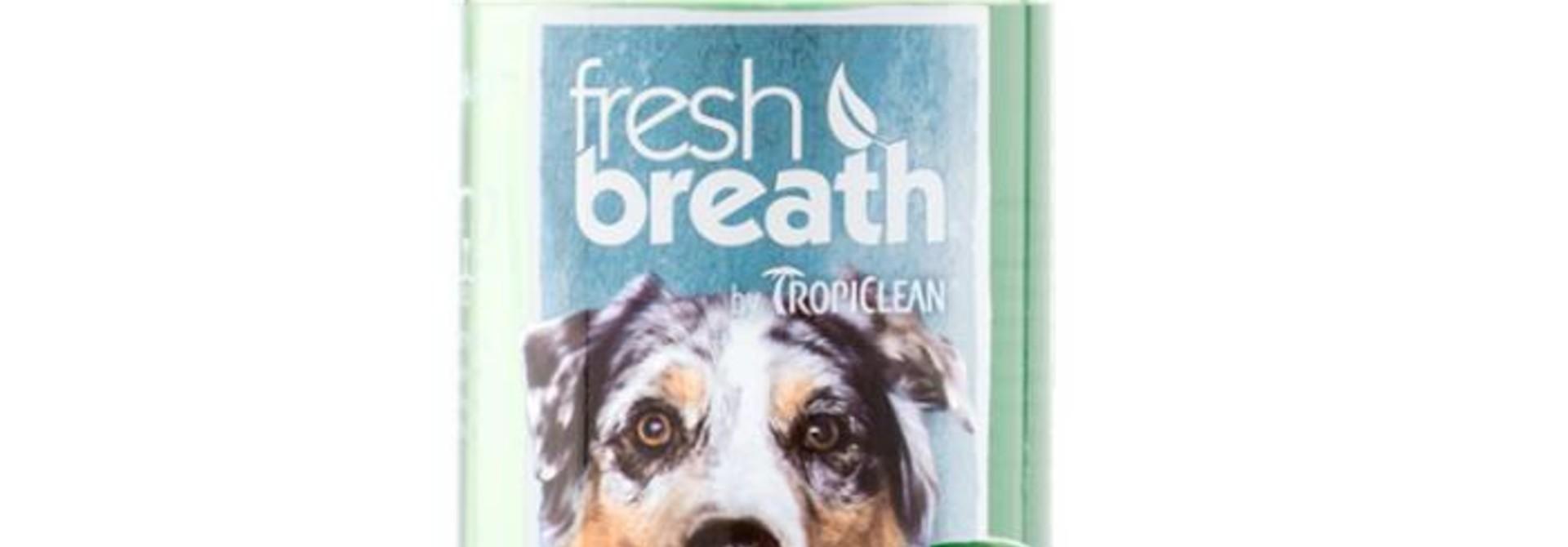 Fresh BreathOral Care Advanced Whitening Additive