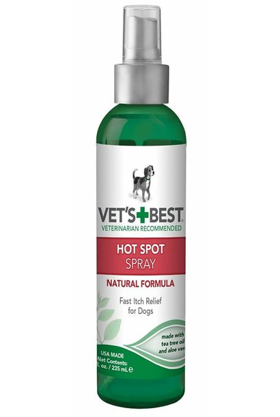 Hot Spot/Itch Relief 8OZ