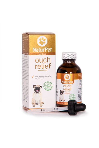 NaturPet Ouch Relief for Dogs 100 ml