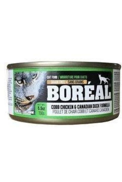 Boreal Cobb Chicken & Canadian Duck 156gr