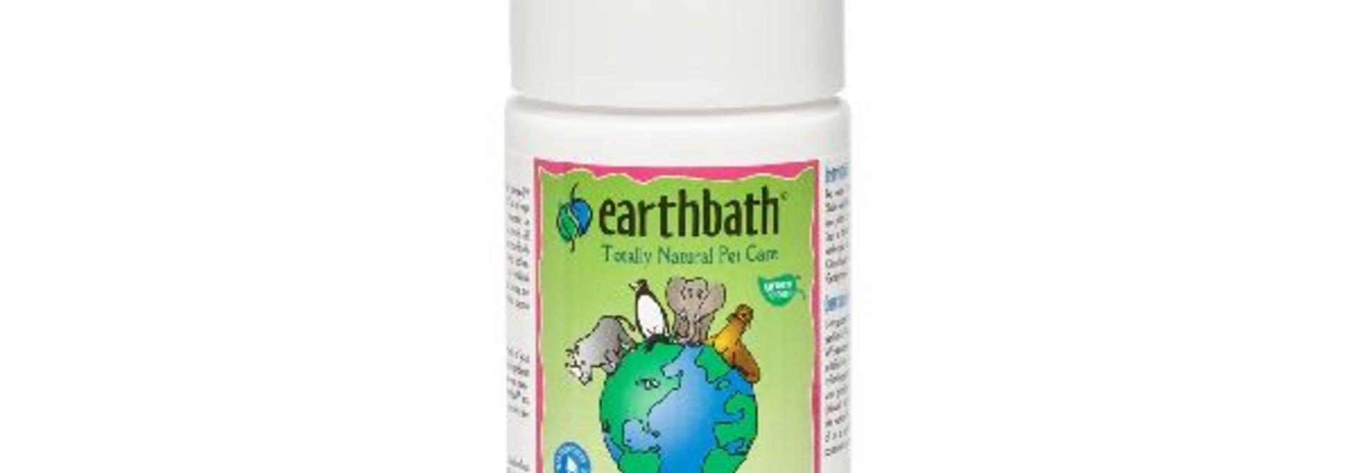 EarthBath Green Tea Leaf Essence Grooming Foam for Cats 118ml
