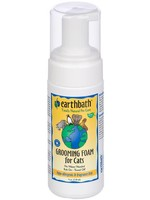 Earthbath Grooming Cat Foam Hypo Allergenic  118 ml