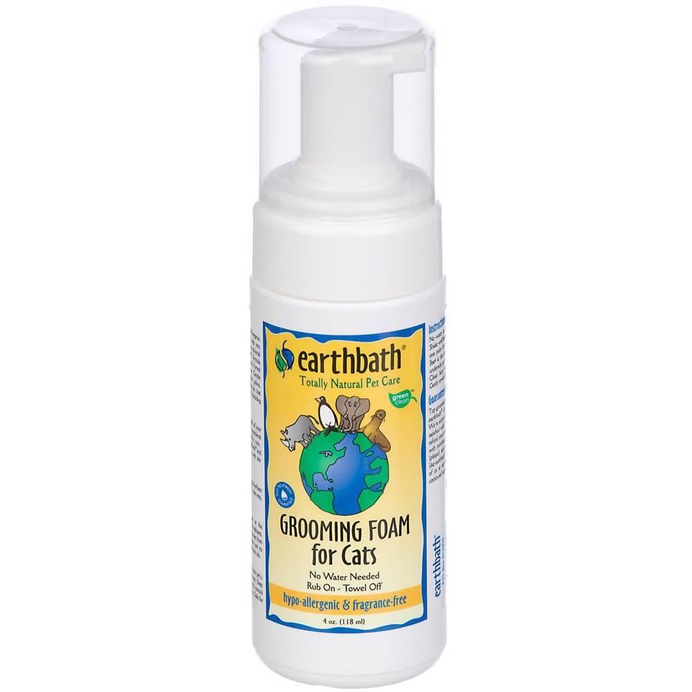 Grooming Cat Foam Hypo Allergenic  118 ml-1