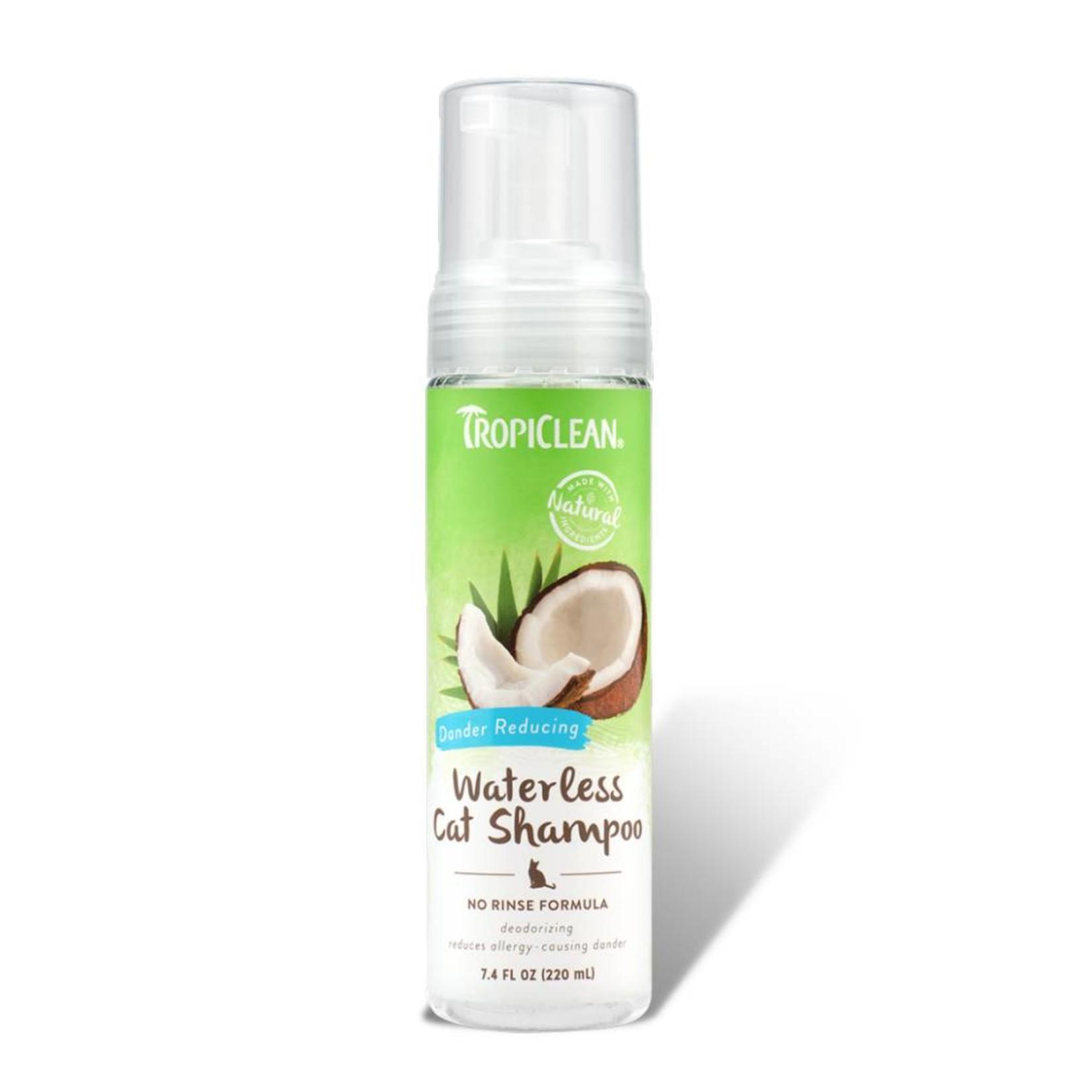 TCL Waterless CAT Shampoo Dander Reducing 7.4oz