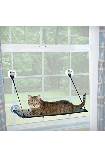 EZ Window Mount Kitty Sill 12x23