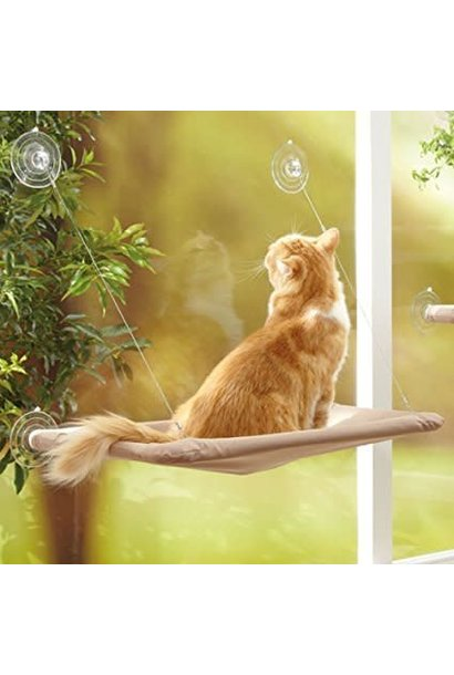 Sunny Seat Window Mounted Bed | Cat