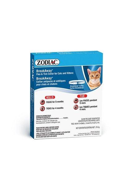 Zodiac Cat Breakaway Flea & Tick Collar