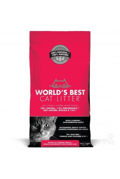World's Best Multicat Clumping 12.7KG
