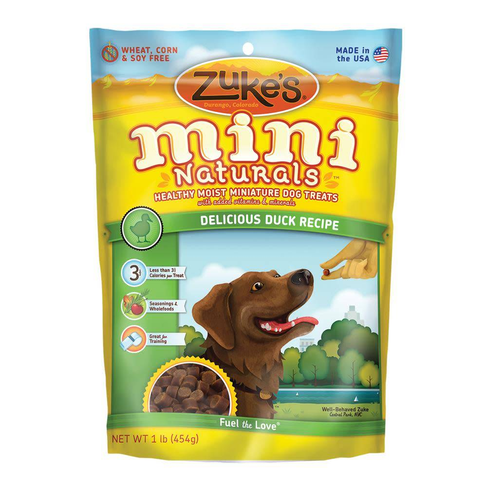 Mini Naturals Delicious Duck 1LB-1