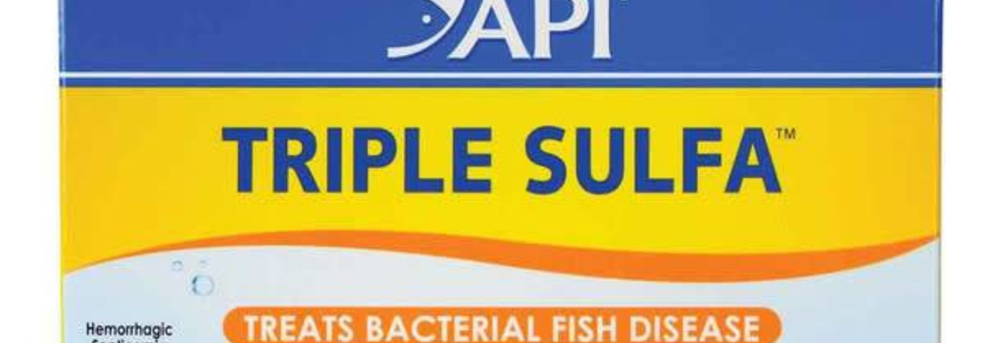 50P Triple Sulfa Powder Packets