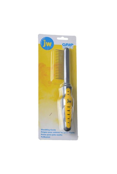JW Gripsoft Shedding Comb