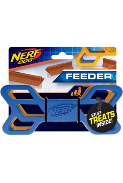 Nerf Dog Exo Treat Bone - 6 in