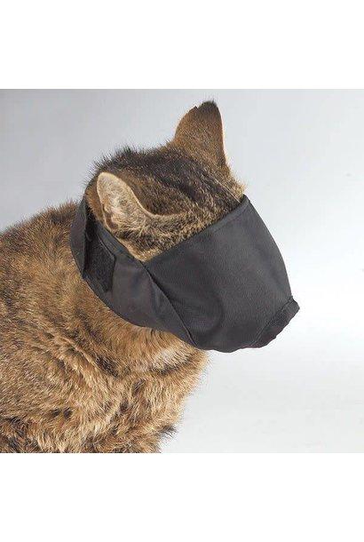 GG Lined Nylon Cat Muzzle M 6-12lb