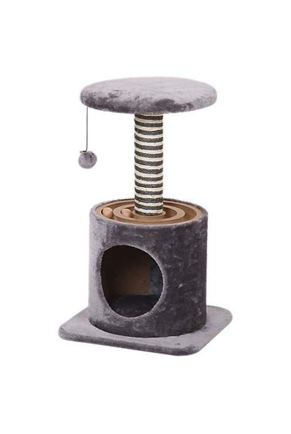 PetPals Velocity Cat Condo Tree