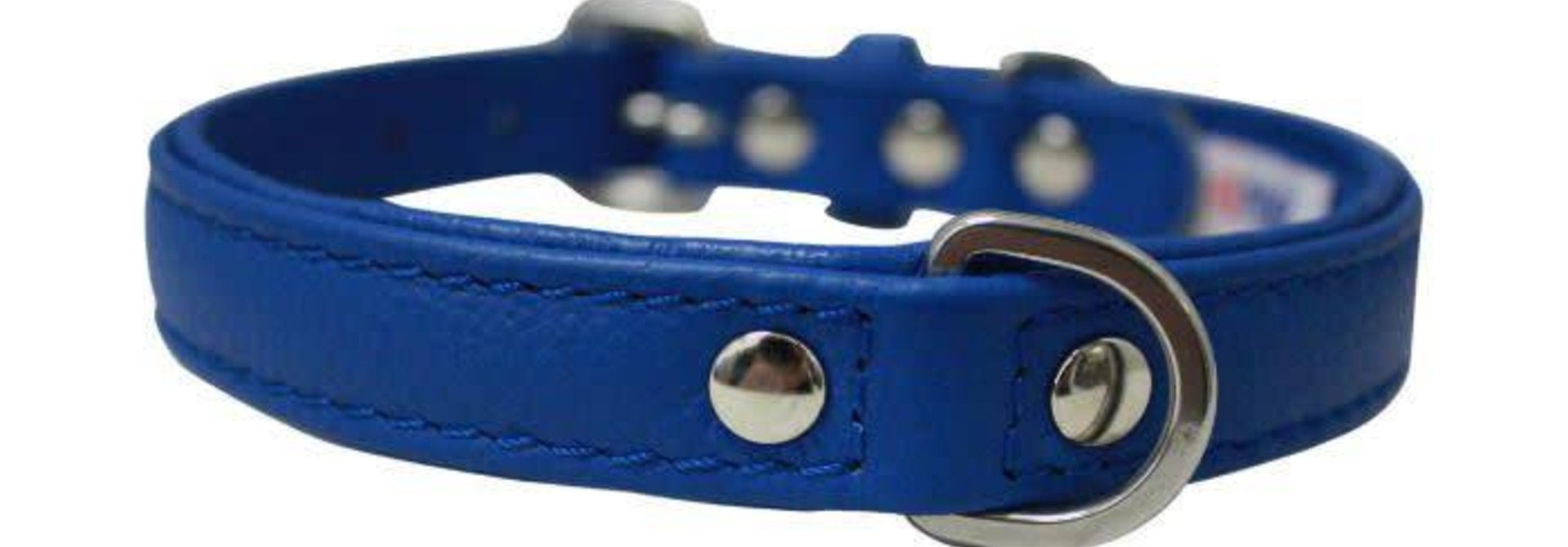 Alpine Collar 18in. x 3/4in. Cobalt Blue
