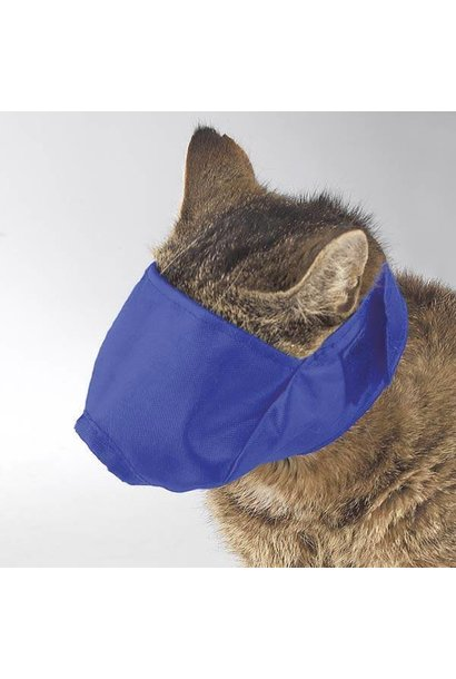 GG Lined Nylon Cat Muzzle S to 6lb