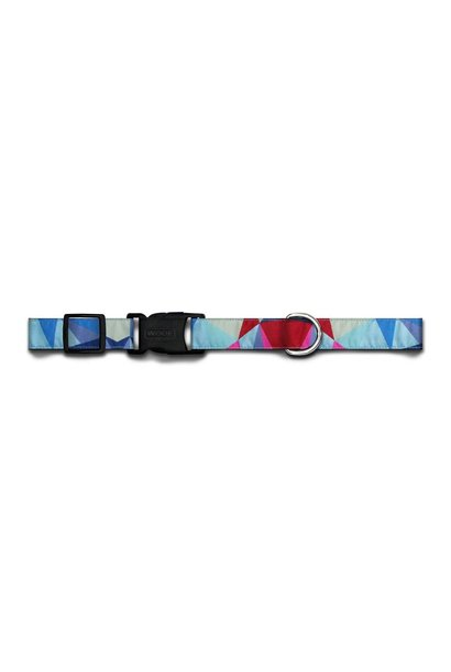 Woof Concept Adjustable Collar Prism Small