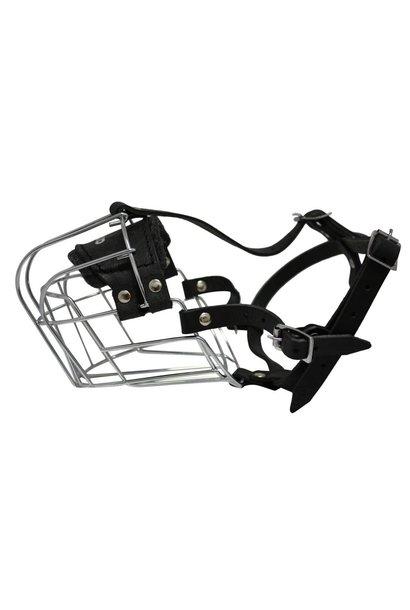 Basket Muzzle #4 Medium Dog