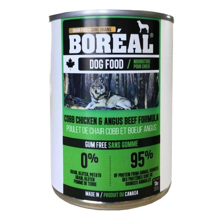 Boreal Dog Cobb Chicken & Angus Beef Formula 13oz-2